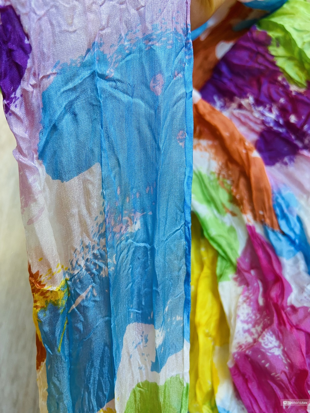 Tous шарф ( платок) 200х 75
