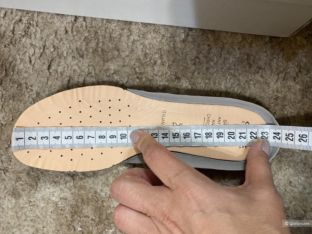 Полуботинки Geox на мальчика, р. 36, 23,5 см