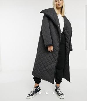 Пальто на синтепоне ASOS Desiqn Tall, размер one size
