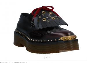 Женские ботинки burberry, 40 размер