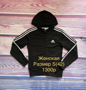 Женская олимпийка Adidas р. 42