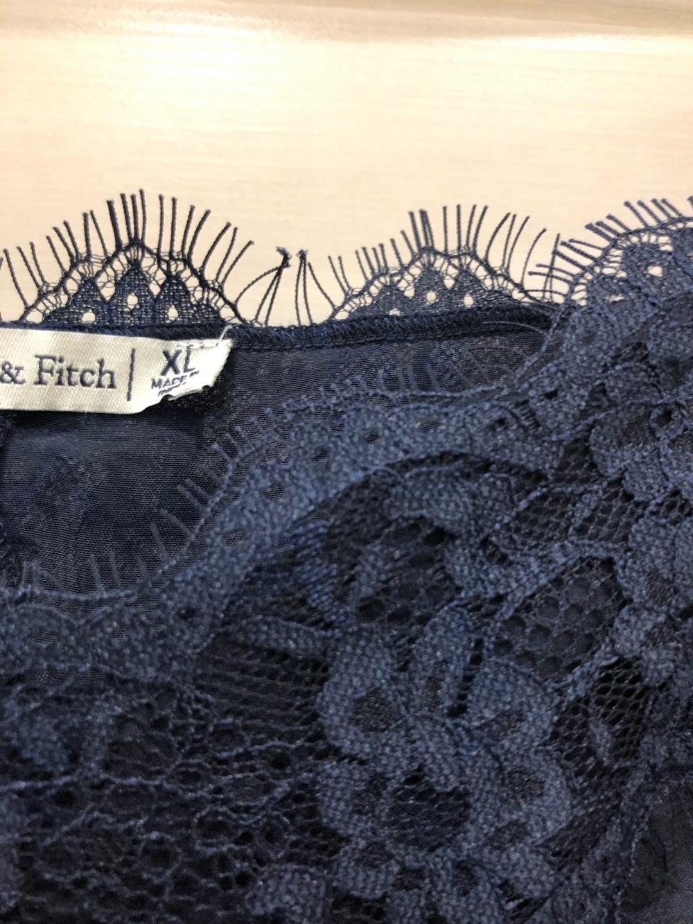 Топ  Abercrombie & Fitch.Размер L-XL.
