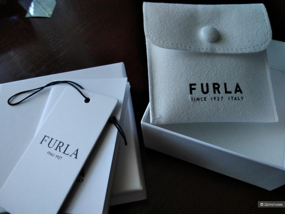 Серьги Furla.