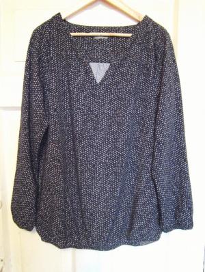 Блузка, Esprit, 52/ 58 размер, plus size.