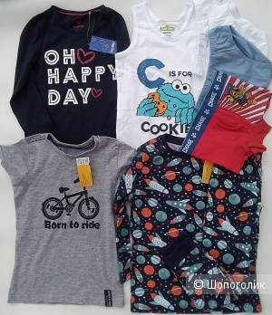 Сет  одежды lupilu yongstyle Disney 98-104 см