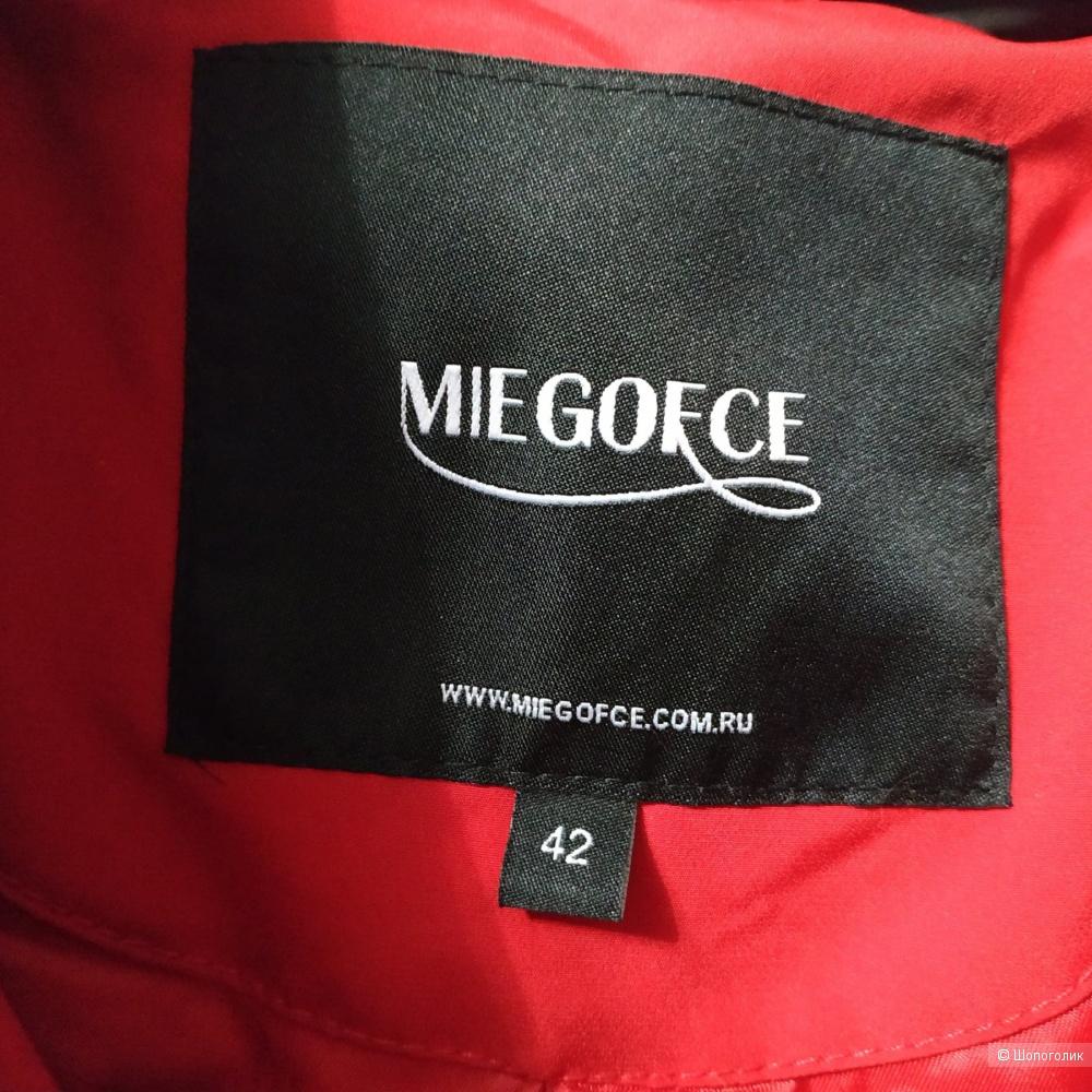 Пуховик Miegofce, размер S-M