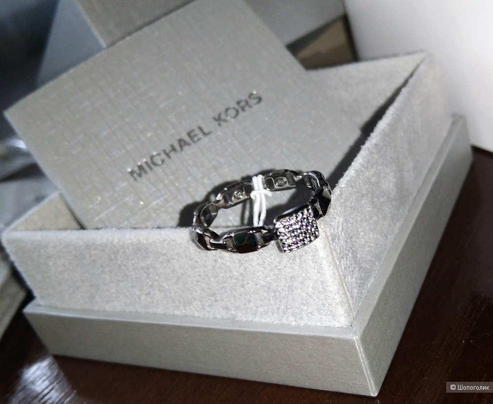 Кольцо Michael Kors, 17 размер