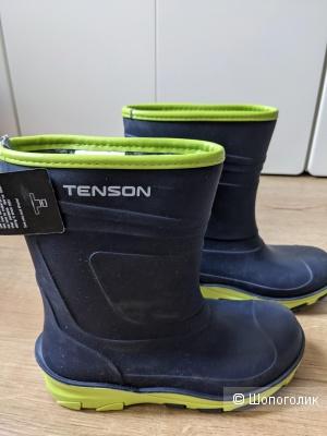Сапоги детские резиновые tenson 31 размер