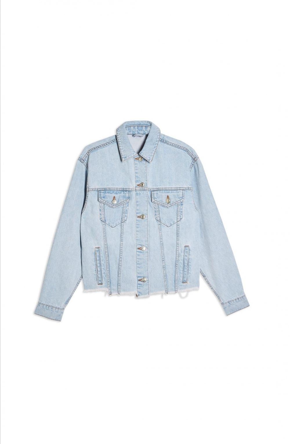 Куртка джинсовая Topshop размер 8 на росс. 40-46