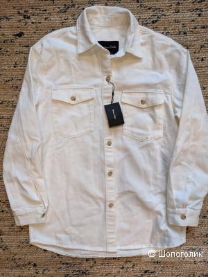 Куртка-рубашка massimo dutti размер s