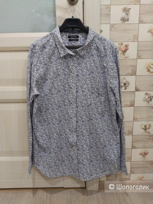 Рубашка  Marco Polo  размер 50-52рос, нем 44