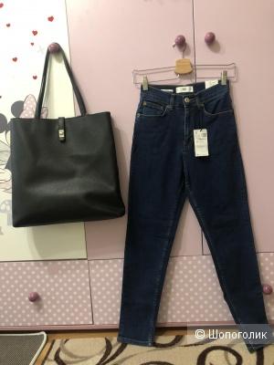 Сет Сумка Orsa и джинсы mango 32