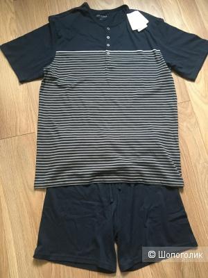 Пижама мужская Schiesser размер 48-50