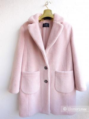 Шубка TEDDY, мягкое пальто BETTY BARCLAY XL XXL