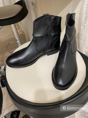 Ботинки мехх, 35-36 р-р