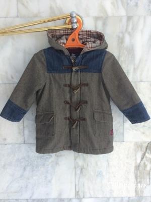 Пальто Burberry, 2-4 года