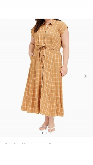 Женское платье Calvin Klein размер 16,  54-56