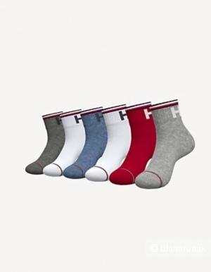 Мужские носки Tommy Hilfiger, размер US 6-10,5