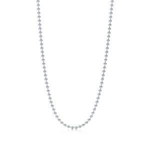 Ожерелье из бусин Tiffany, 45 см