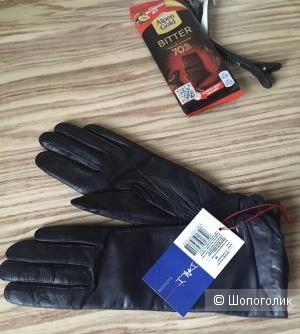 Кожаные перчатки Dali Exclusive размер 6-6,5