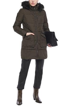 Женское пальто DKNY размер Л