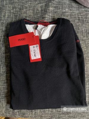 Мужской джемпер свитер Hugo Boss  размер М