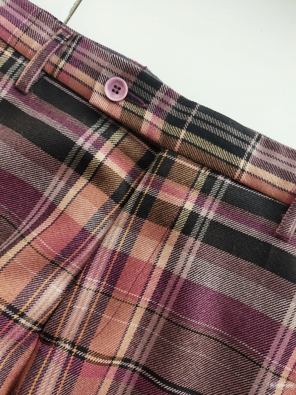 Шерстяные брюки Oliver Strelli размер 42