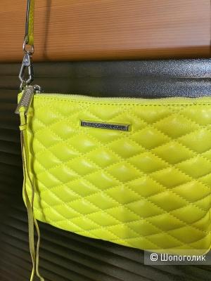 Неоновая сумка кроссбоди Rebecca Minkoff