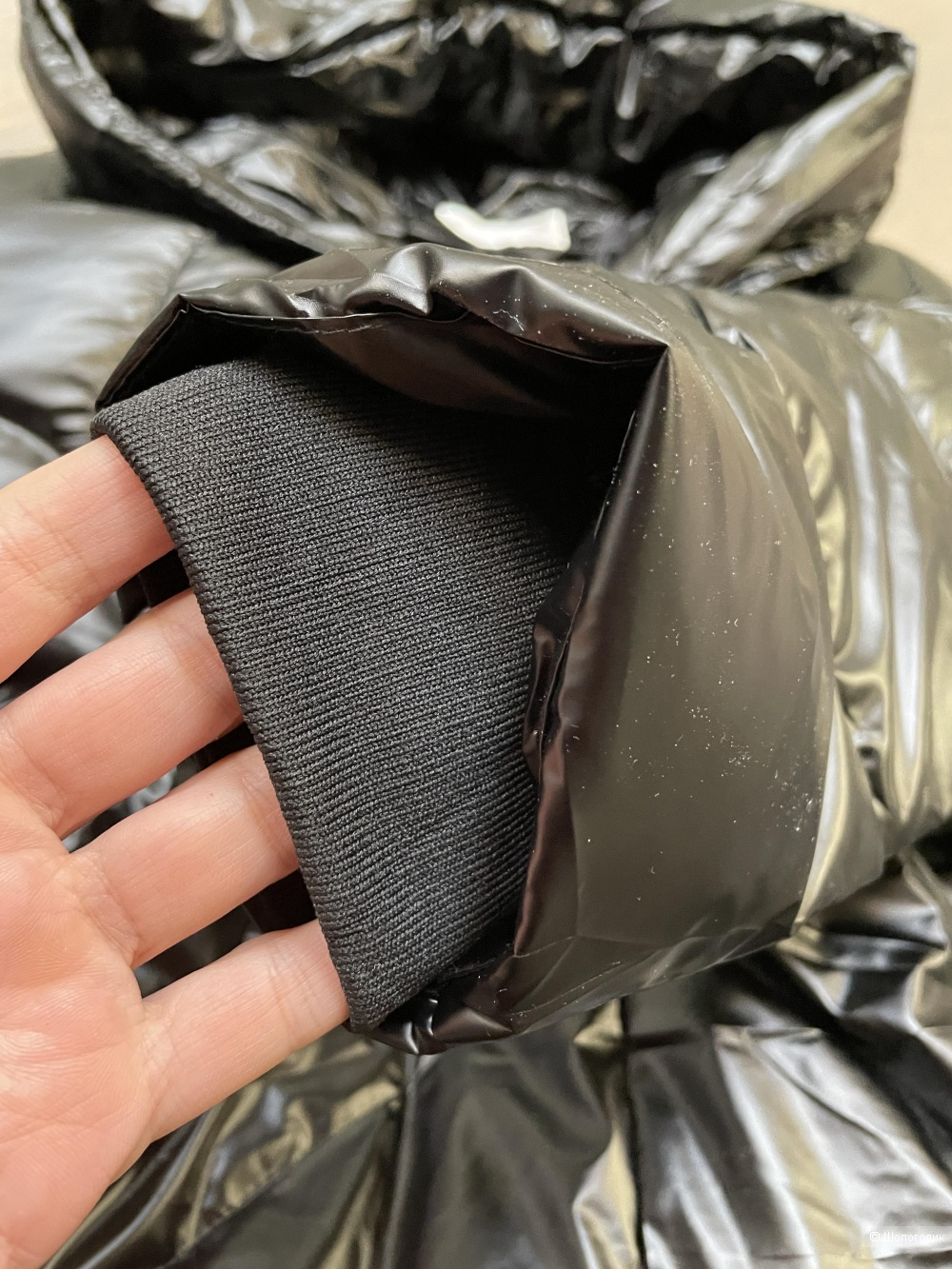 Пуховик пальто одеяло BLACK STAR, 44-50