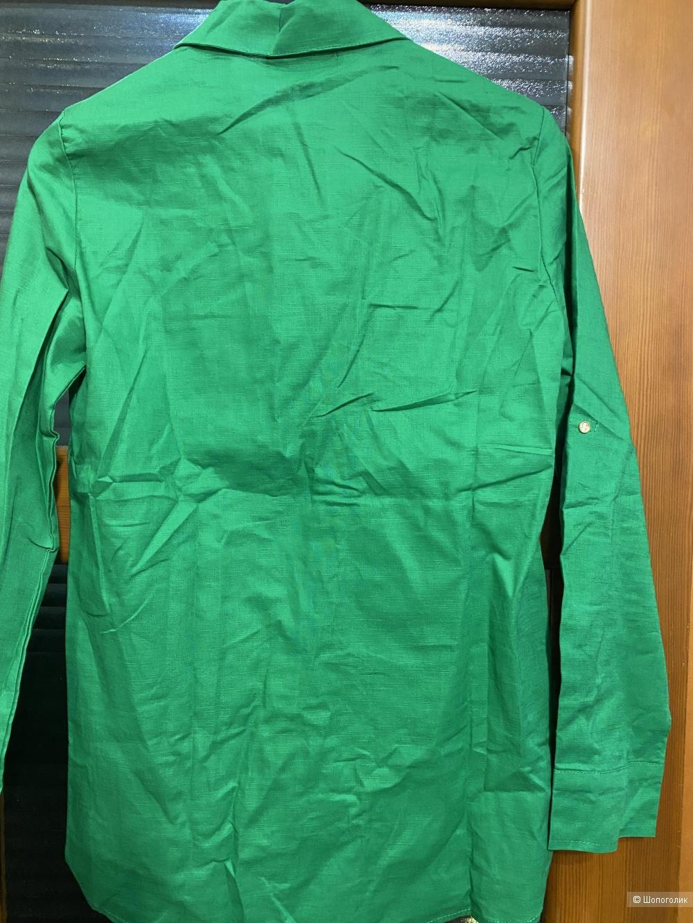 Блуза рубашка Indefeir. Размер на S