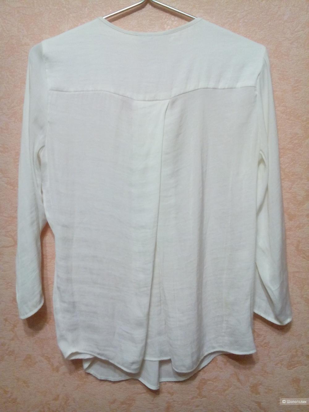 Блуза рубашка Stradivariu, размер L