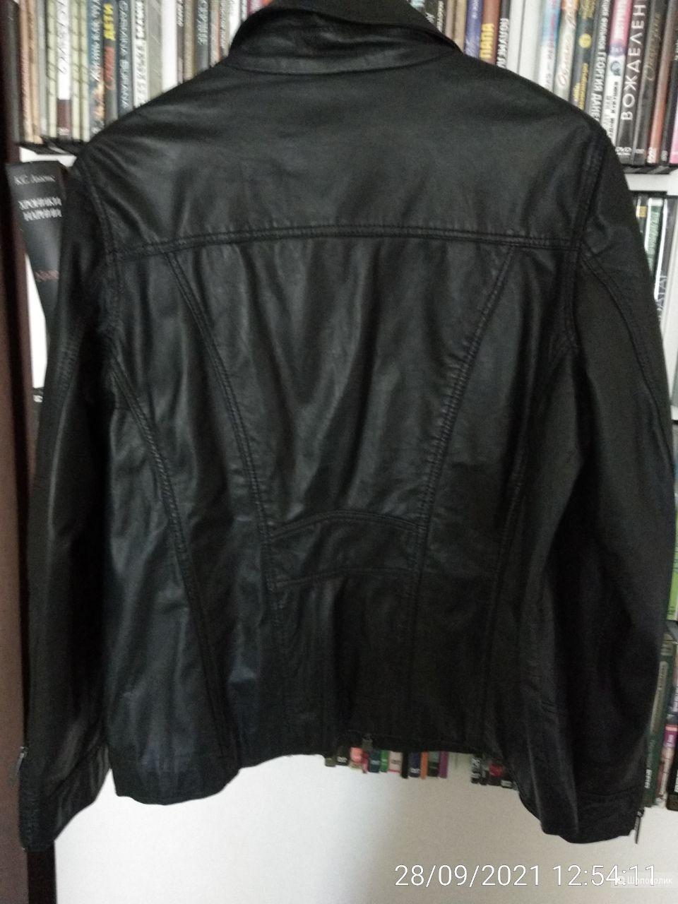 Куртка кожаная Cecil, XL /52 рус