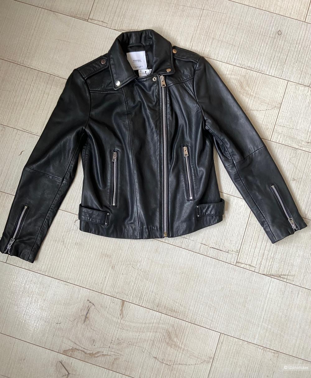 Куртка - косуха Mango, размер 44-46