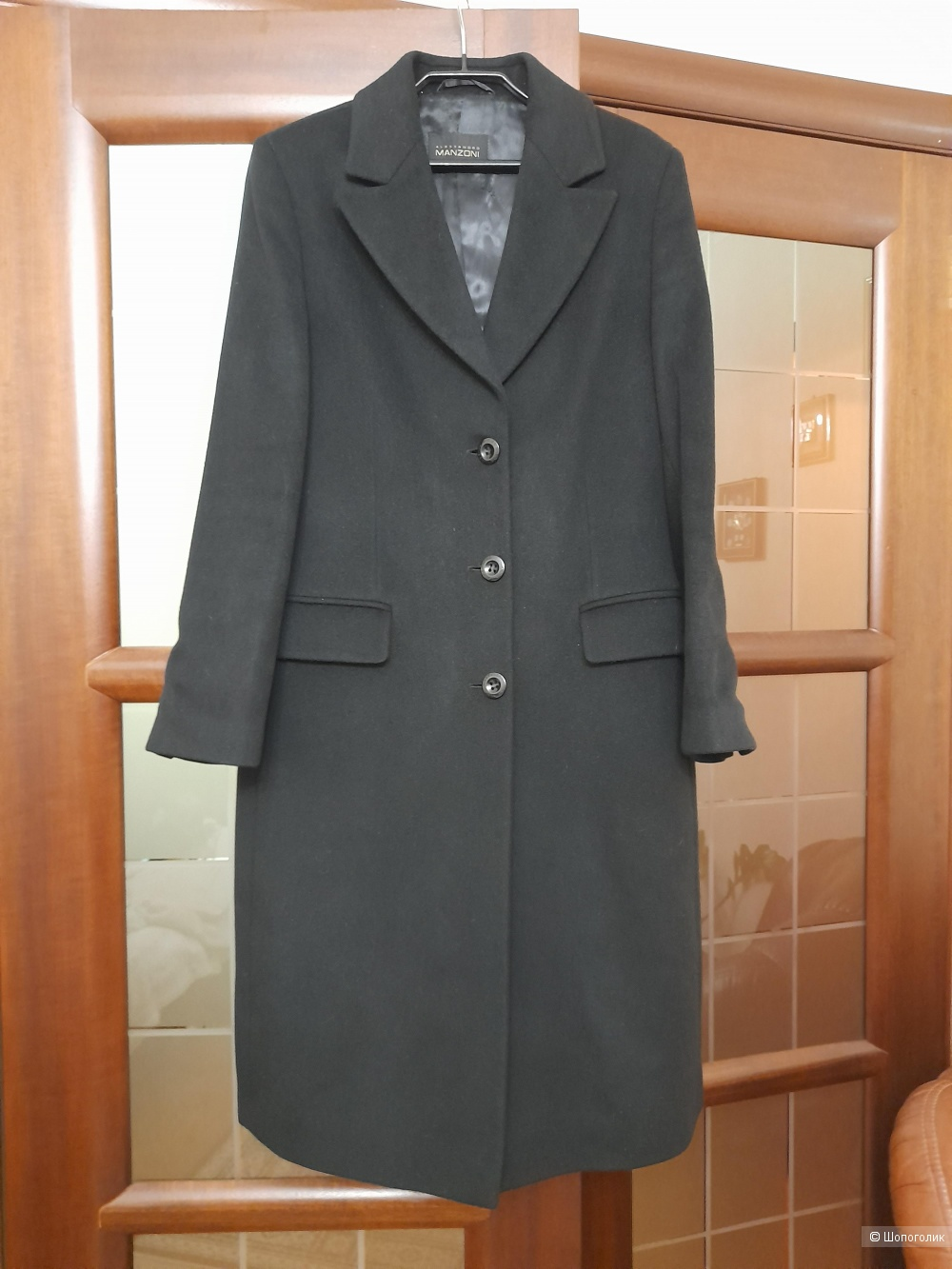 Пальто ALESSANDRO MANZONI 44-46 росс.