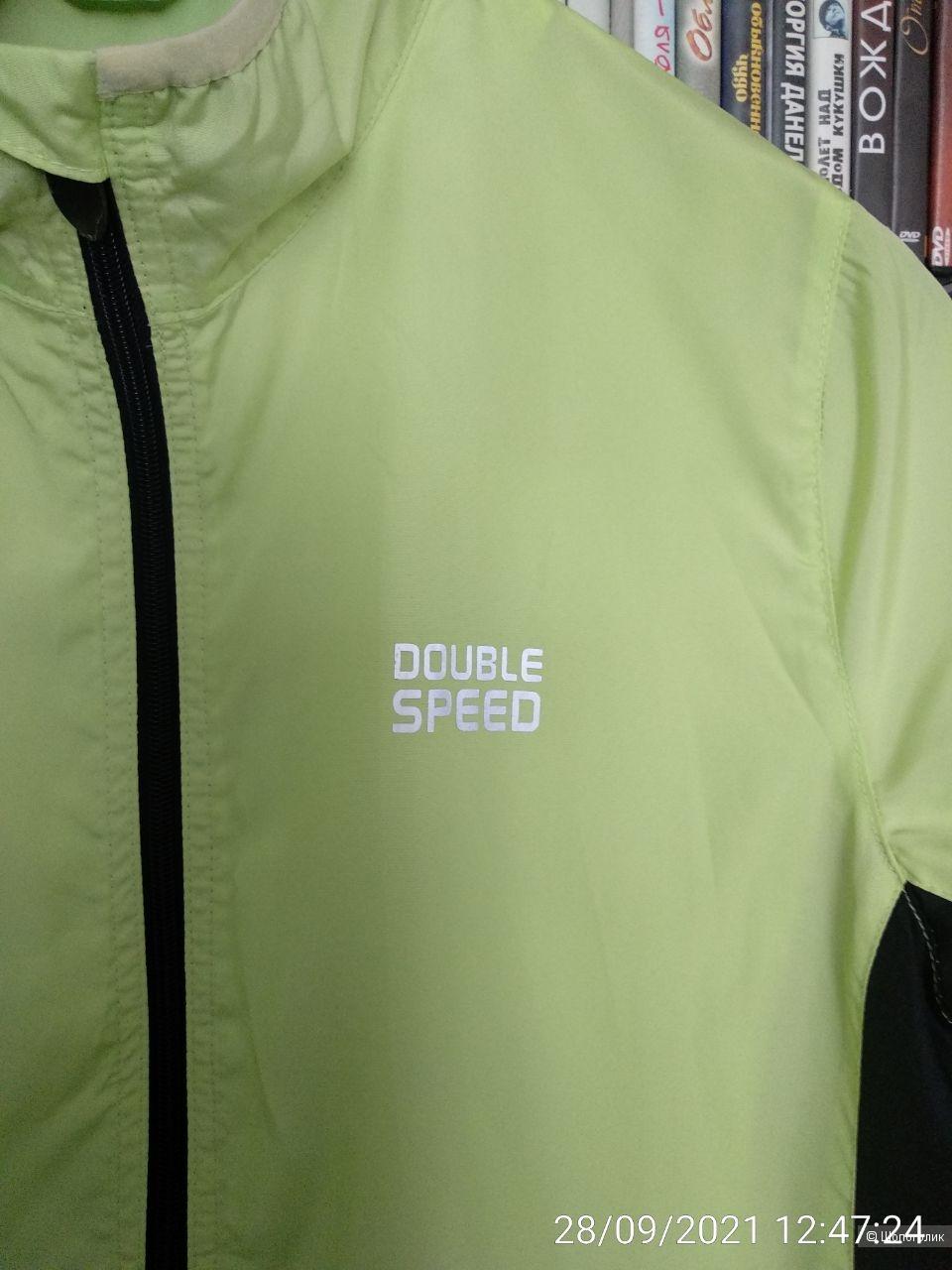 Ветровка Double Speed, 48-50-52 размер