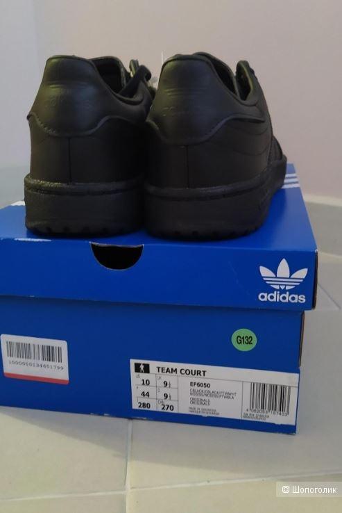 Кроссовки Adidas Originals Team Court р.9,5UK