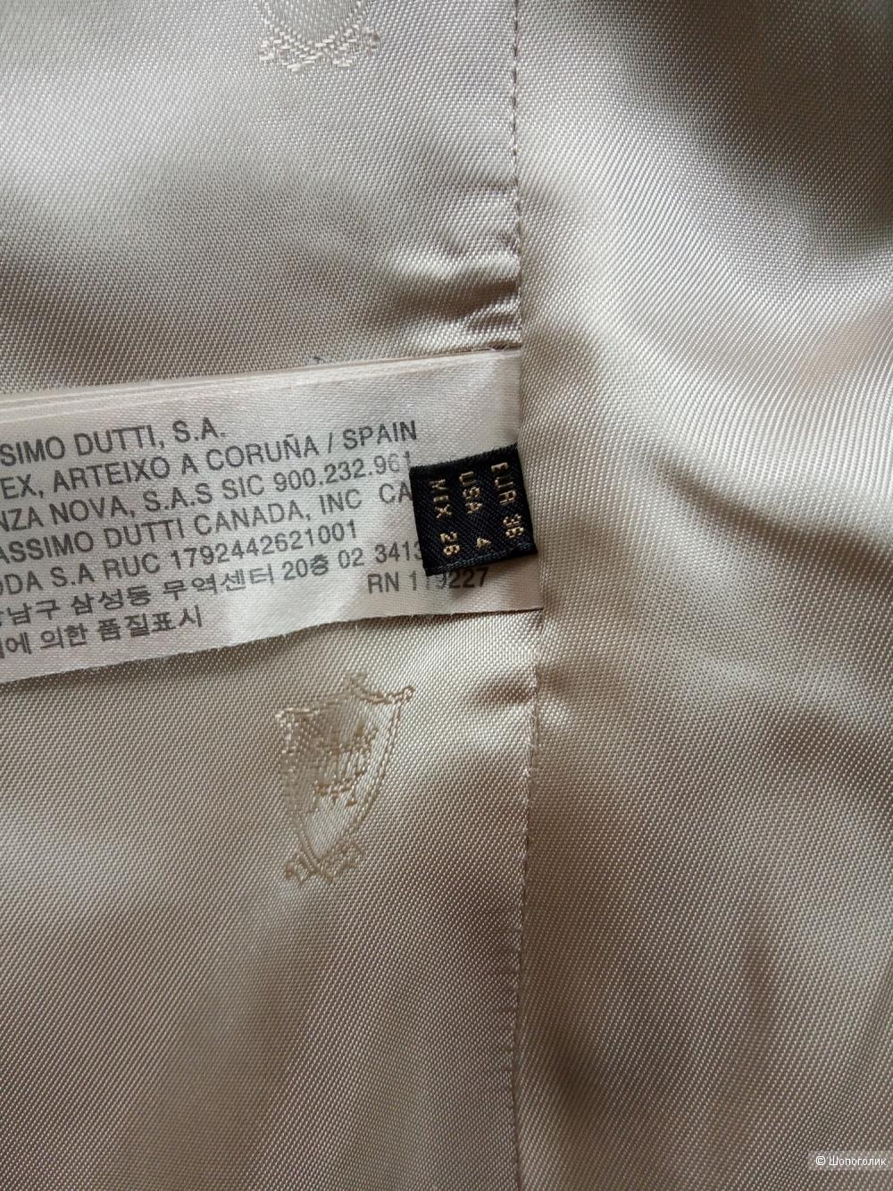 Блейзер Massimo Dutti, размер 36