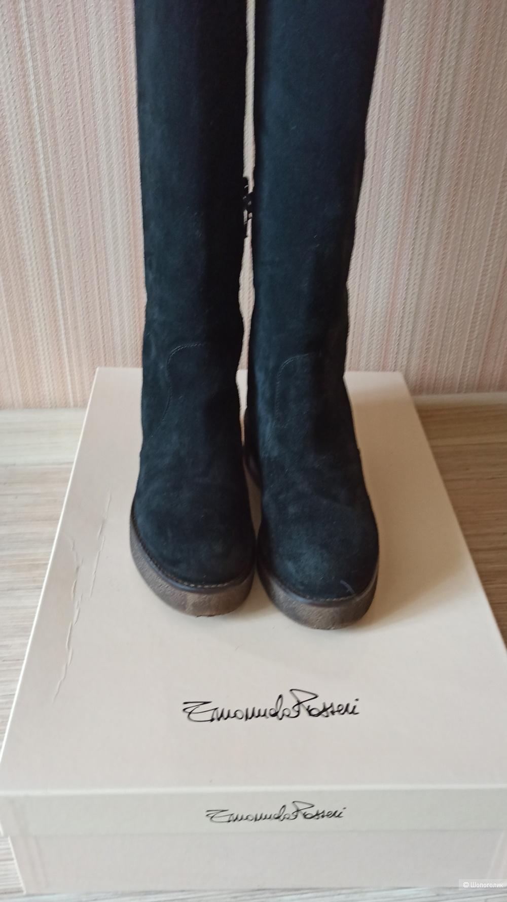 Сапоги осенние Emanuela Passeri 38 размер