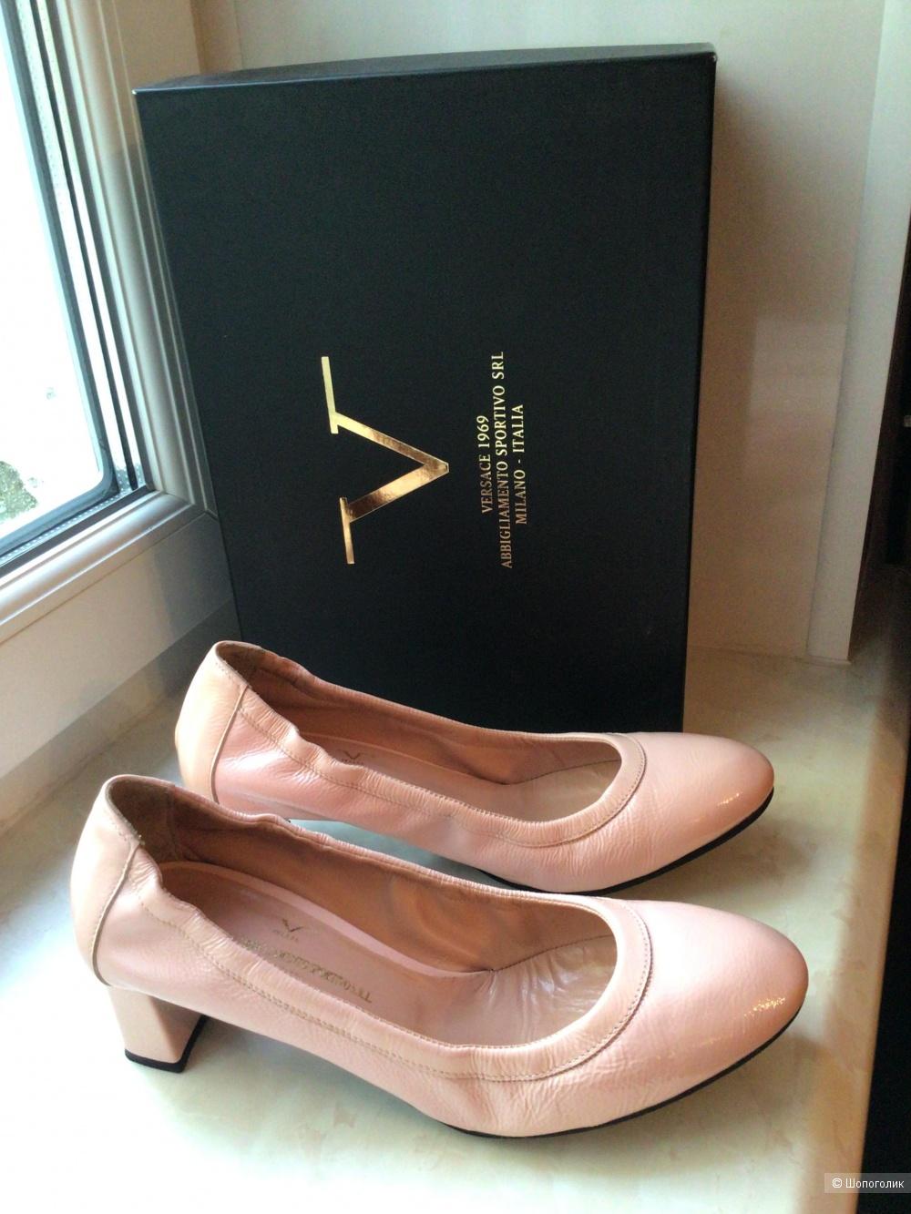 Туфли V Italia (Versace), размер 37 Росс.