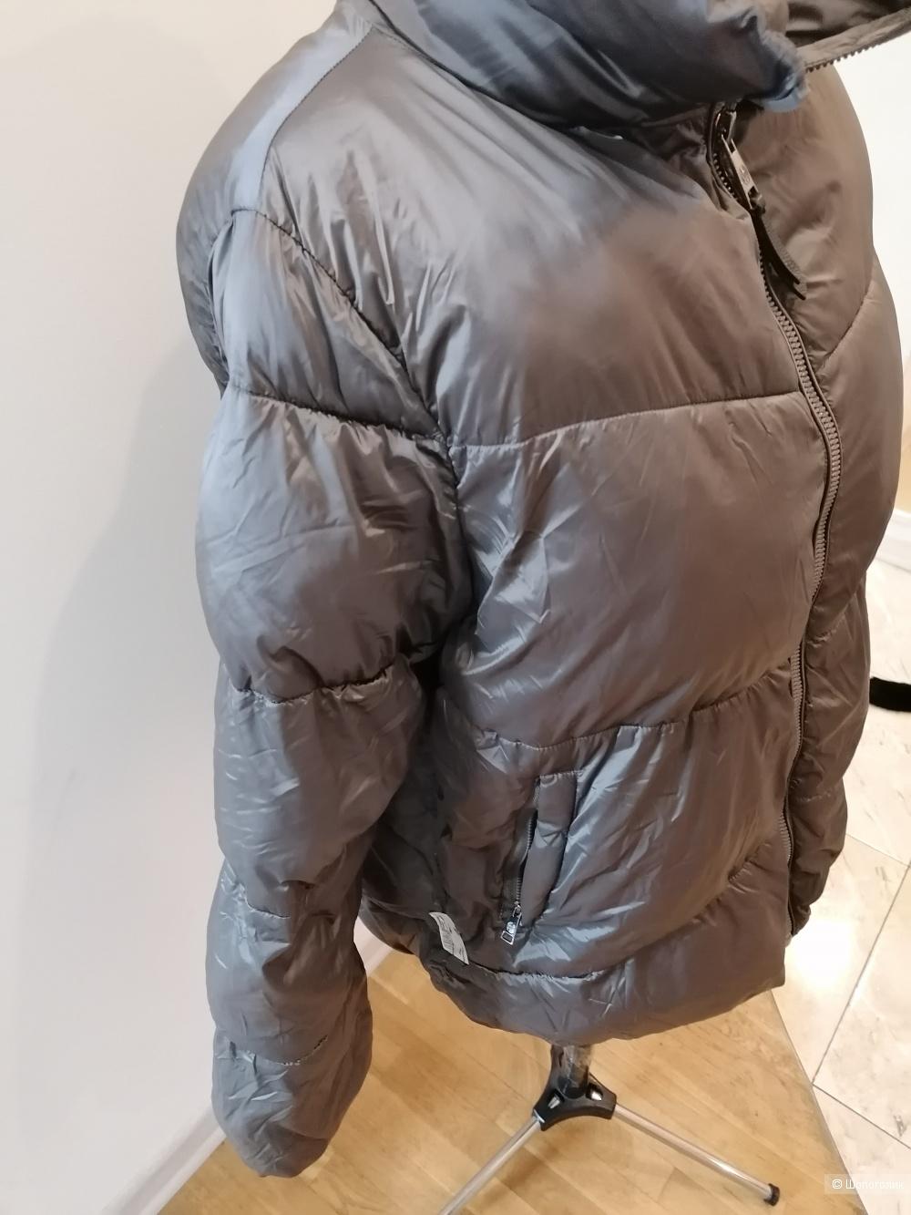 Пуховик Massimo Dutti размер L