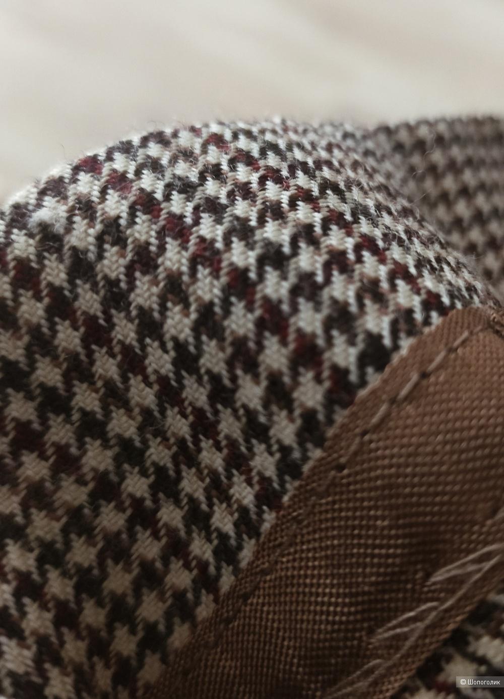 Шерстяные брюки  Andrea Viccaro petite размер 16