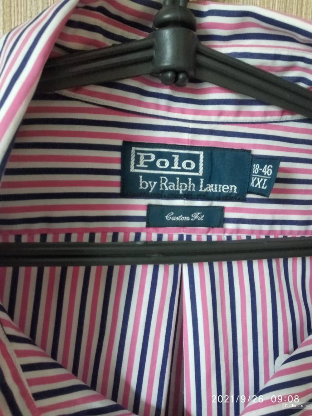 Рубашка Polo Ralph Lauren, размер XXL