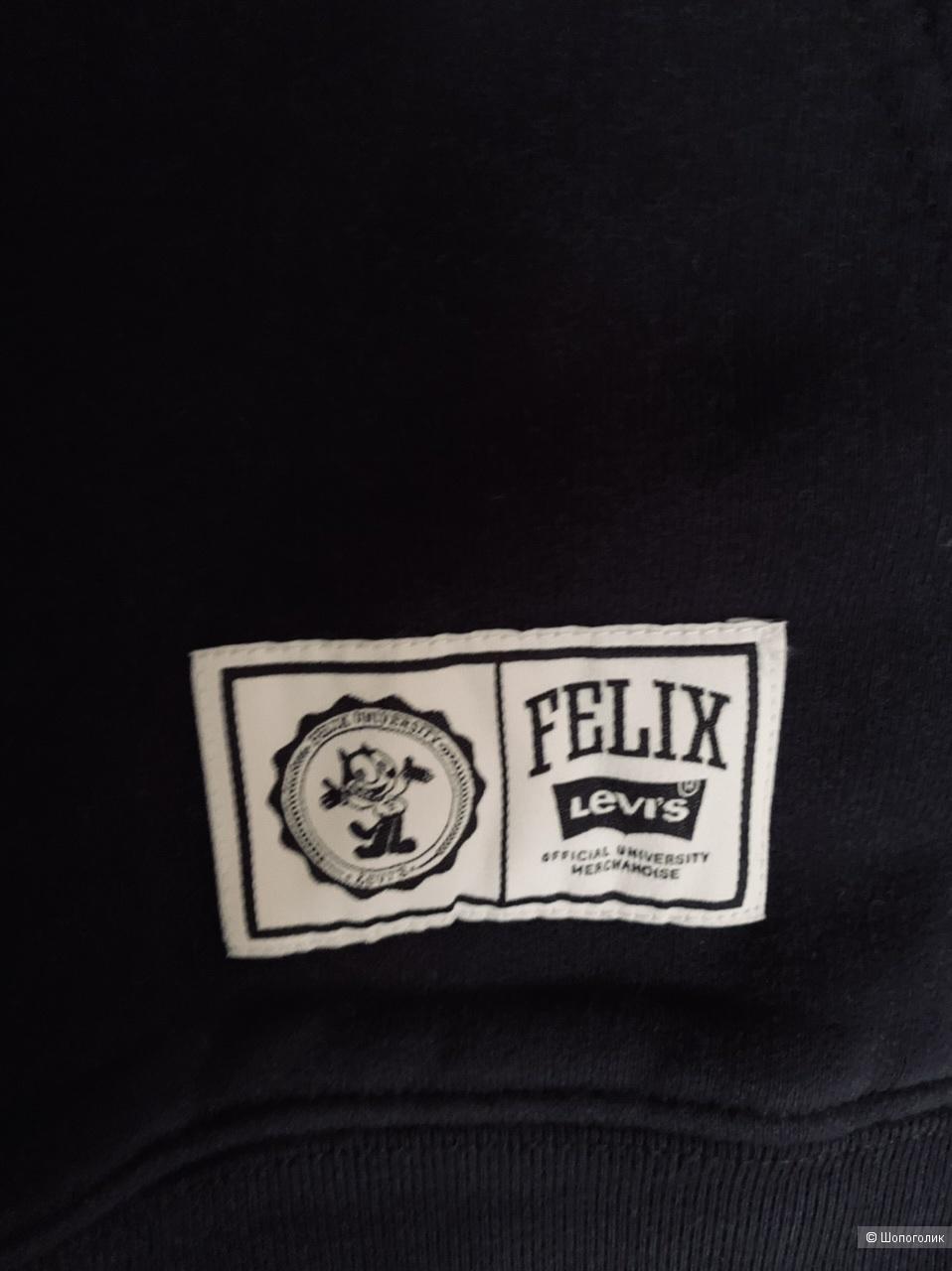 Толстовка худи Levi's Felix Limited Edition S