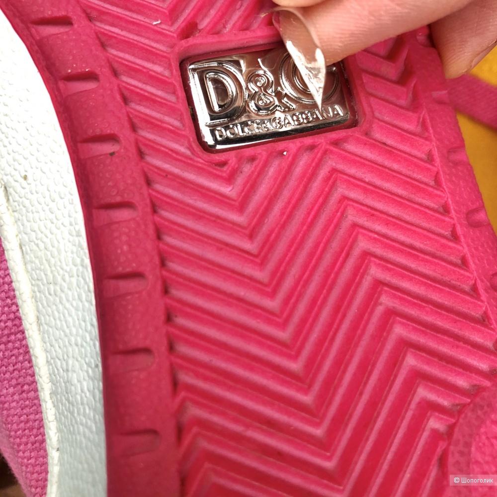 Кеды Dolce Gabbana размер -39,38