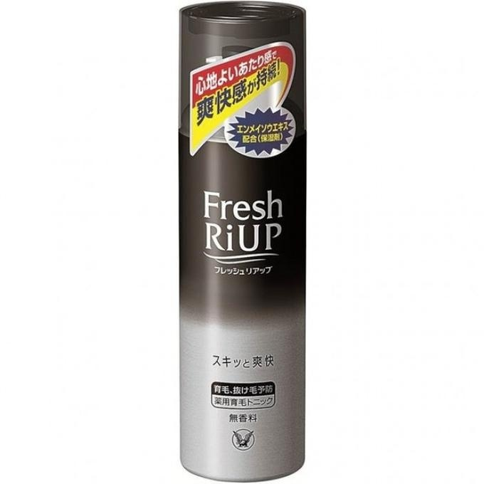 Fresh Riup эффективное средство от выпадения волос и для восстановления их роста