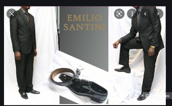 Брюки EMILIO SANTINI,50-52