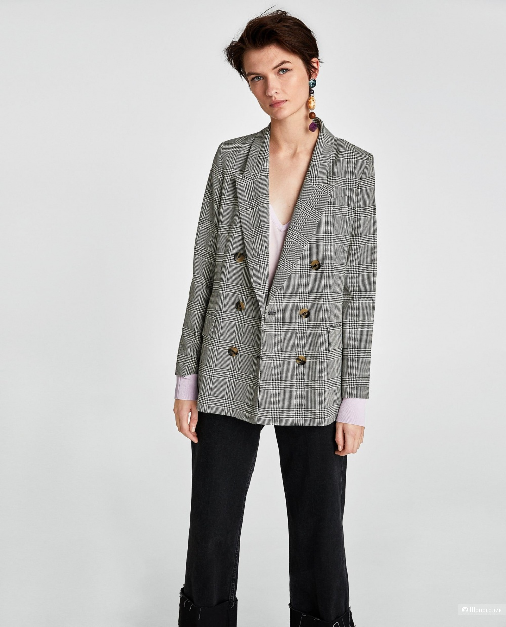Блейзер Zara, размер S