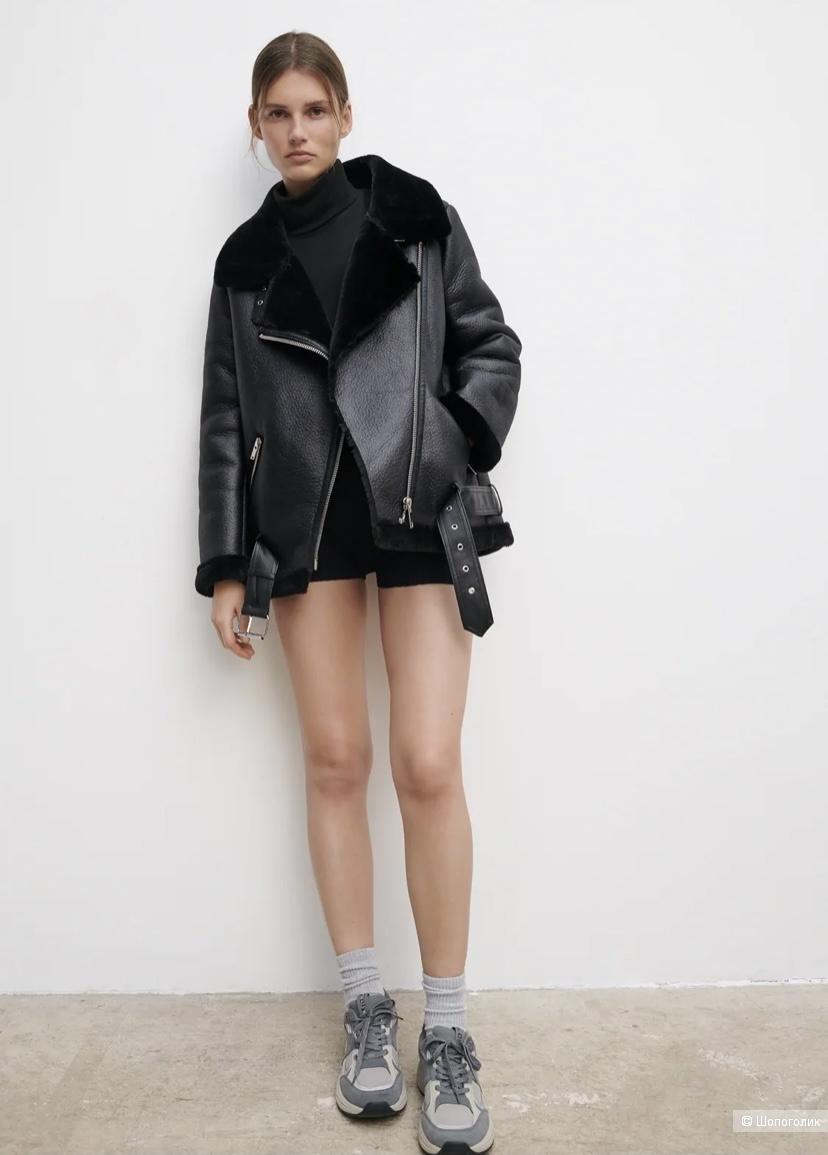 Дубленка Zara, размер XS
