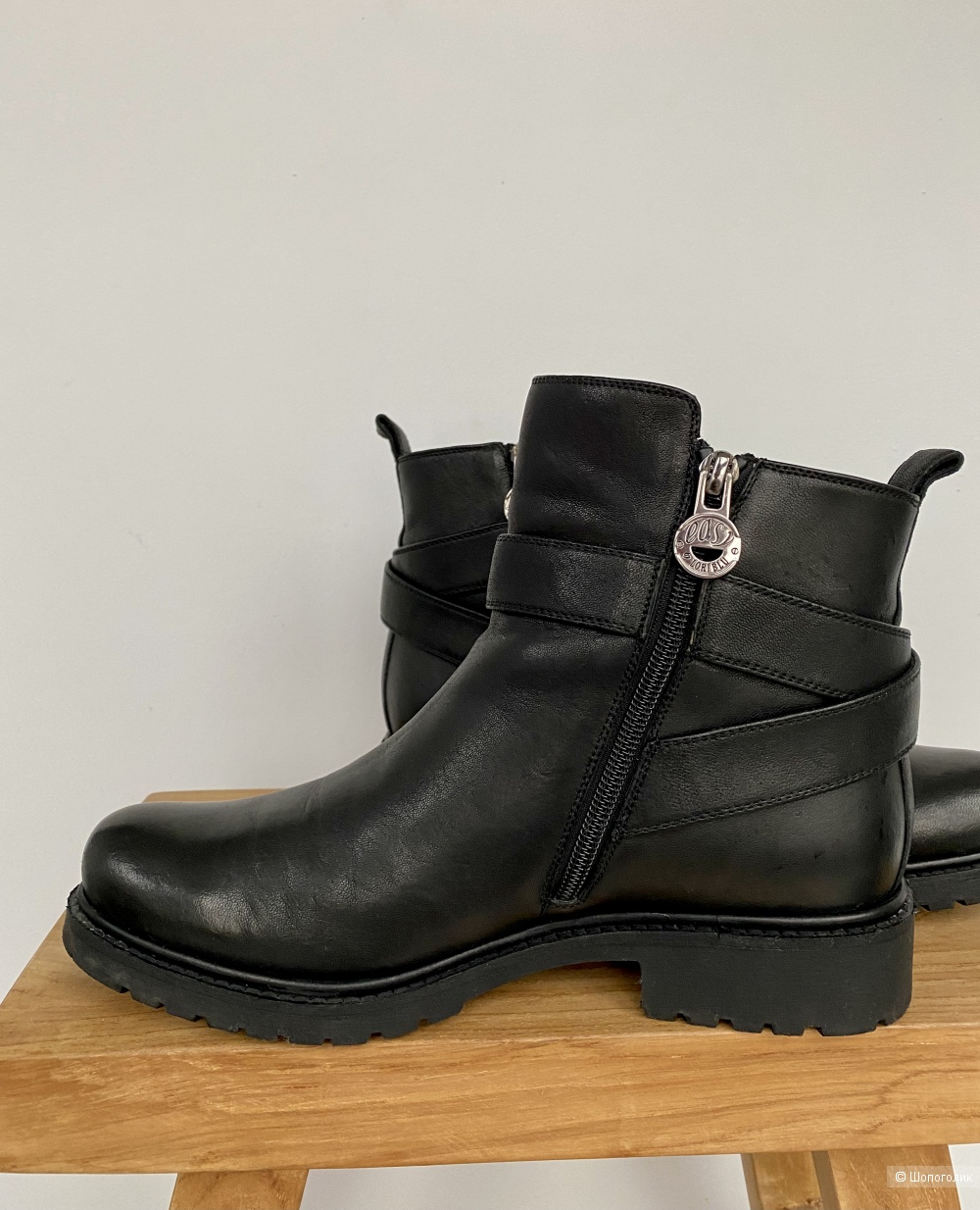 Ботинки женские Easy by LORIBLU RU38