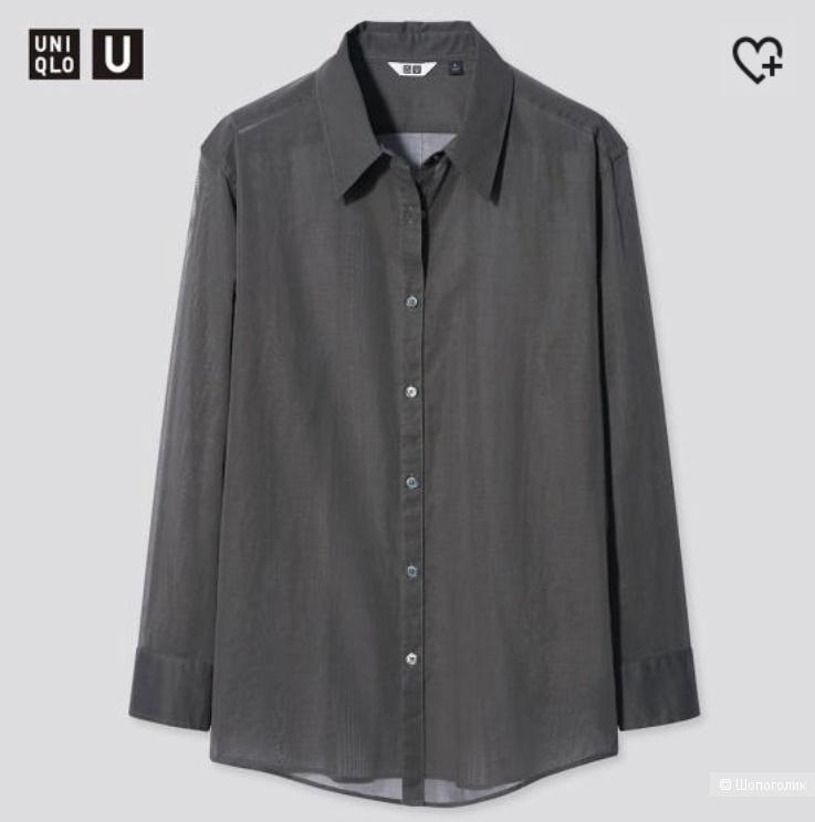 Рубашка Uniqlo U, S